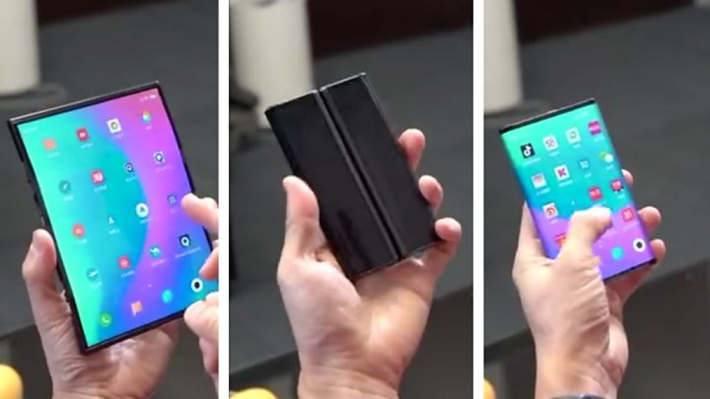 smartphone pliable xiaomi1